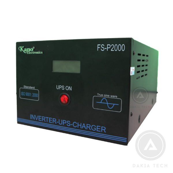 Nơi bán Bộ Lưu Điện UPS 2KVA - KANO - FS-P2000