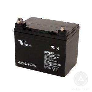 Nơi bán Acquy Vision 6fm33-x 12v-33Ah