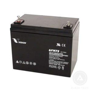 Nơi bán Acquy Vision 6fm75-x 12v-75Ah