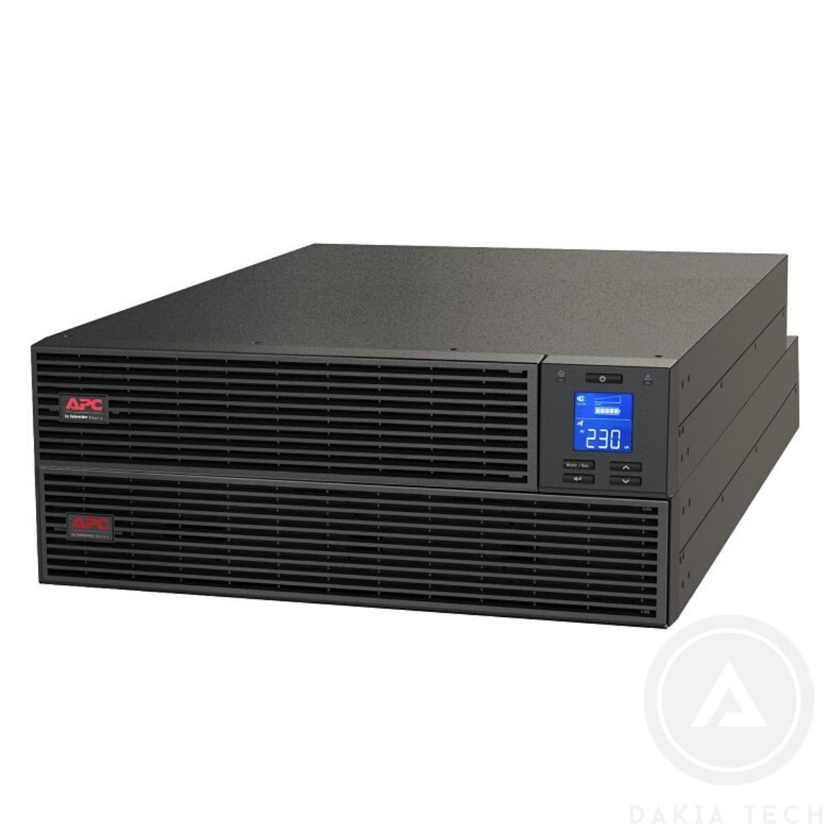 Dakiatech là Nơi bán Bộ lưu điện UPS APC SRV6KRI