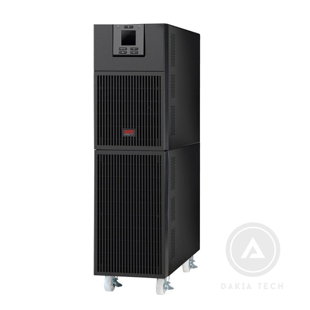 Thông số kỹ thuật Bộ Lưu Điện APC SRV6KI 6000VA/6000W- Easy UPS