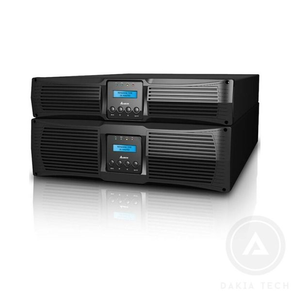 Dakia technology cung cấp Bộ lưu điện UPS DELTA Amplon RT-2K 2KVA