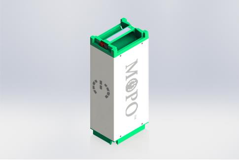 Pin Lithium - ion của MOPO (Made in Viet Nam)