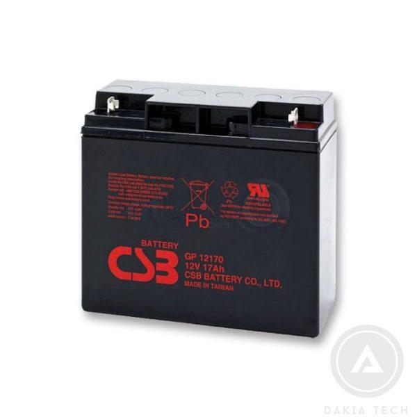 Acquy CSB GP12170 (12V - 17Ah) giá rẻ nhất