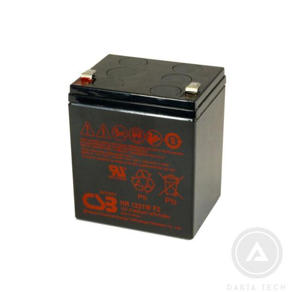 Nơi bán Acquy CSB HR1221W (12V-5Ah)