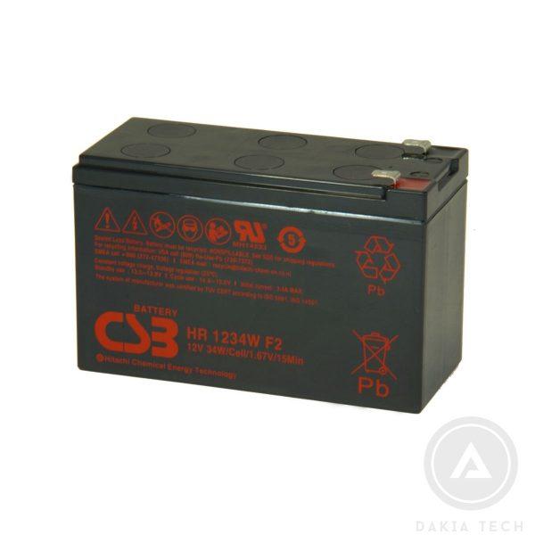 Nơi bán Acquy CSB HR1234W (12V - 9Ah)