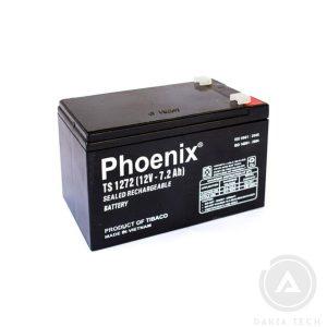 Nơi bán Acquy Phoenix 12V 7.2Ah TS1272