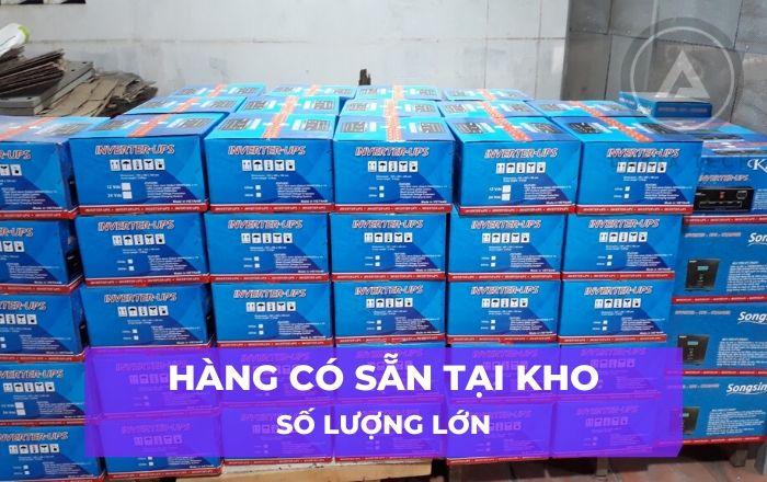 Luôn có sẵn số lượng hàng UPS Inverter Kano lớn tại kho DakiaTech