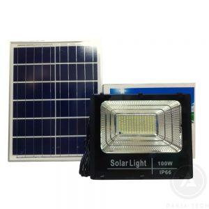 Nơi bán Đèn pha Năng lượng mặt trời 100W - JB100