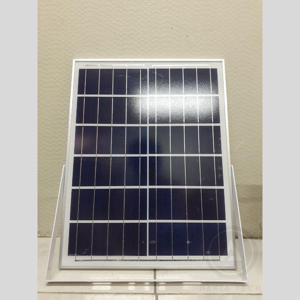 Tấm pin của Đèn pha Năng lượng mặt trời 100W - Model BM100