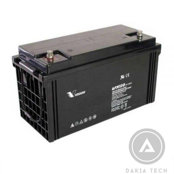 Acquy Vision CT12-160X 12V-160Ah