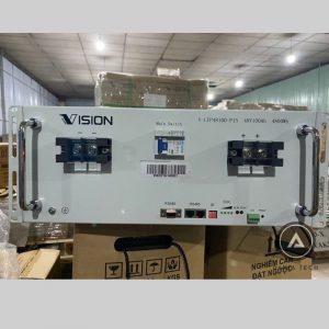 DAKIATECH.COM Pin Lithium – ion Vision 48V 100Ah Model V-LFP48100