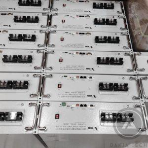 Pin Lithium – ion Vision 48V 50Ah Model V-LFP4850
