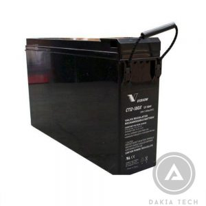 Dakia-Acquy Vision CT12-180X 12V-180Ah