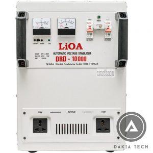 Ổn áp LIOA 10KVA DRII (50V-250V)