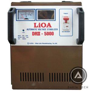 Ổn áp LIOA 5KVA DRII (50V-250V)