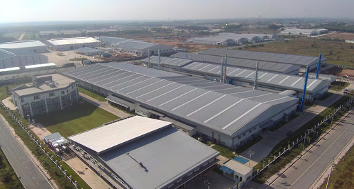 Nhà máy sản xuất Acquy Saite