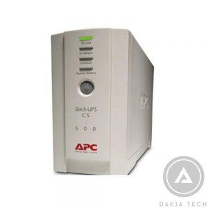 Bộ Lưu Điện UPS APC BK500EI 500VA (500VA/300W)