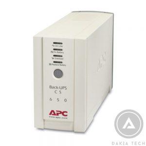 Bộ Lưu Điện UPS APC BK650-AS 650VA/400W