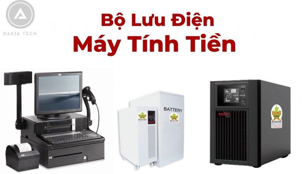 Bộ Lưu Điện UPS Cho Máy Tính Tiền