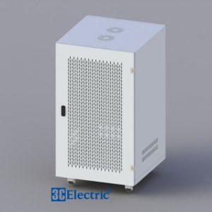 Tủ Rack C-RACK 20U-D600 Mã 3C-R20W06