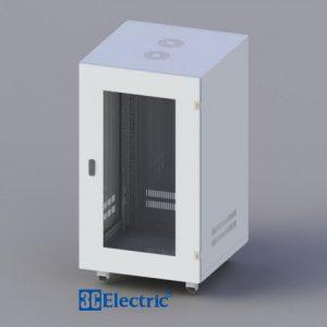 Tủ Rack C-RACK 20U-D600 Mã 3C-R20W06M