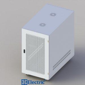 Tủ Rack C-RACK 20U-D1000 Mã 3C-R20W10