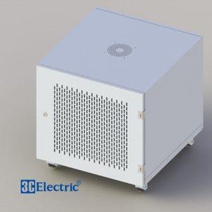 Tủ Mạng C-RACK 10U-D600