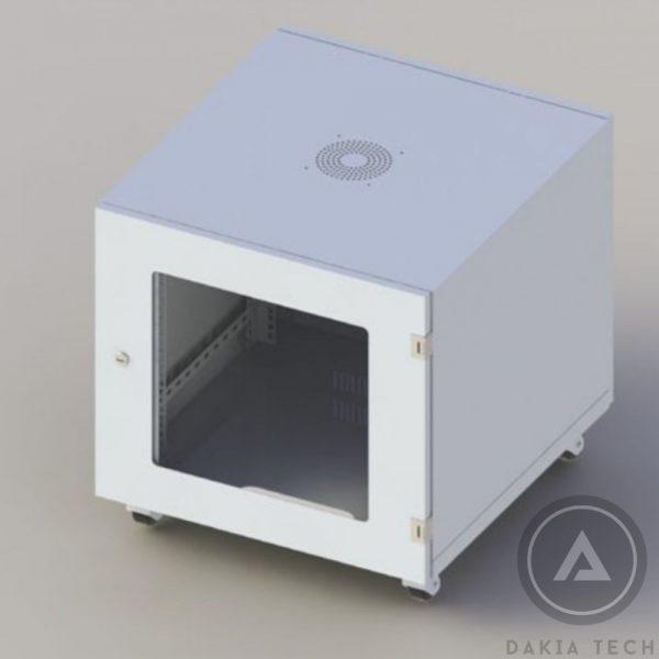 Tủ Mạng C-RACK 10U-D600 Mã 3C-R10W06M