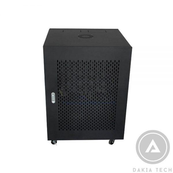 Tủ Mạng C-RACK 12U-D600 Mã 3C-RW12B06