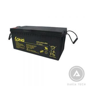 Ắc Quy Kín Khí Globe-Long 12V-200Ah WPL200-12N