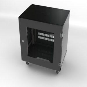 Tủ Mạng C-RACK 12U-D600 Mã 3C-R12B06M