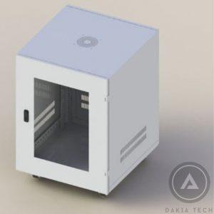 Tủ Mạng C-RACK 12U-D600 Mã 3C-R12W06M