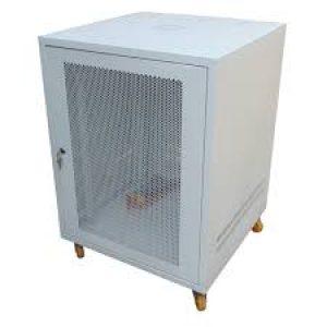 Tủ Mạng C-RACK 15U-D600 Mã 3C-R15W06 Màu Trắng