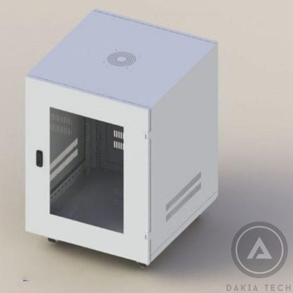 Tủ Mạng C-RACK 15U-D600 Mã 3C-R15W06M