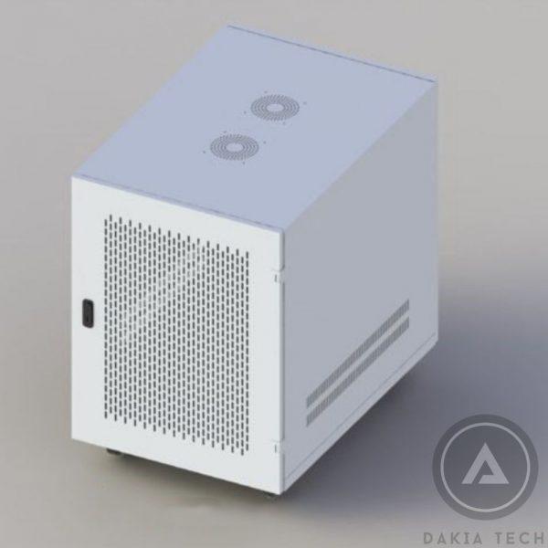 Tủ Mạng C-RACK 15U-D800 Mã 3C-R15W08