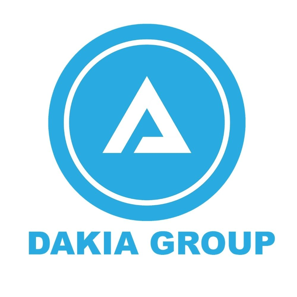 Logo Dakia Group - UPS, Battery and Energy Solutions