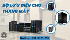 Bộ Lưu Điện Sử Dụng Cho Thang Máy