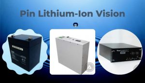 Thông Tin Pin Lithium-Ion Vision Tại TPHCM