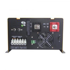 Mặt sau Inverter kích điện sin chuẩn 5000W 48V/24V