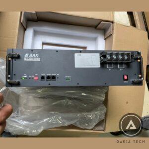 Pin Lithium BAK 48V 100Ah 5,12KW BTESF48V100-RN giá rẻ tại TPHCM