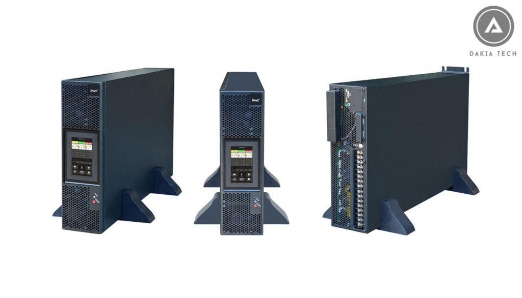Dòng sản phẩm UPS INVT - HR33 Series Rack Online UPS 10-25kVA (380V/400V/415V)
