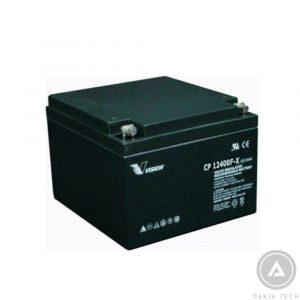 Acquy Vision 12V 40Ah CP12400F-X