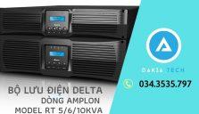 Giới thiệu Bộ Lưu Điện Delta Model RT Amplon